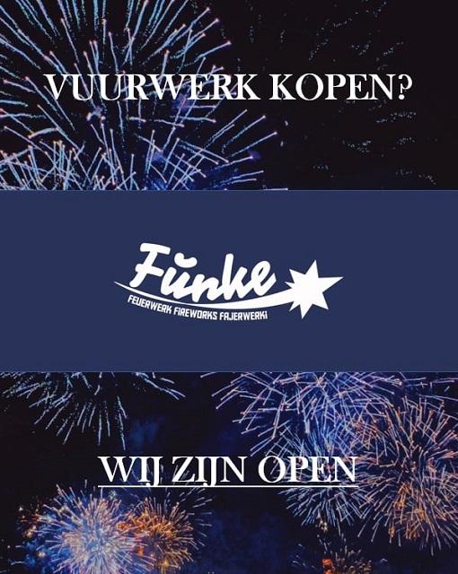 Funke Firewokrs shop